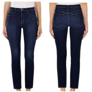 J Brand Cameron Corset High Waisted Skinny Jeans